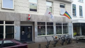 Voorgevel COC EIndhoven Pand54