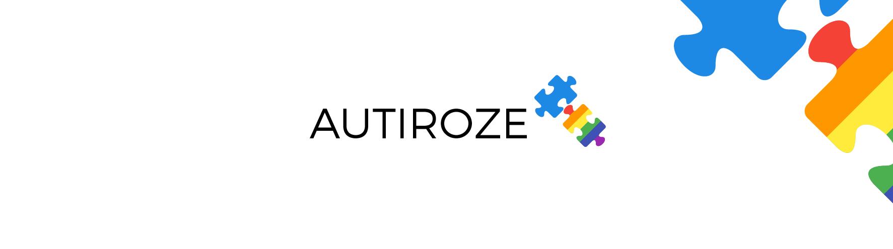 Autiroze banner neutraal