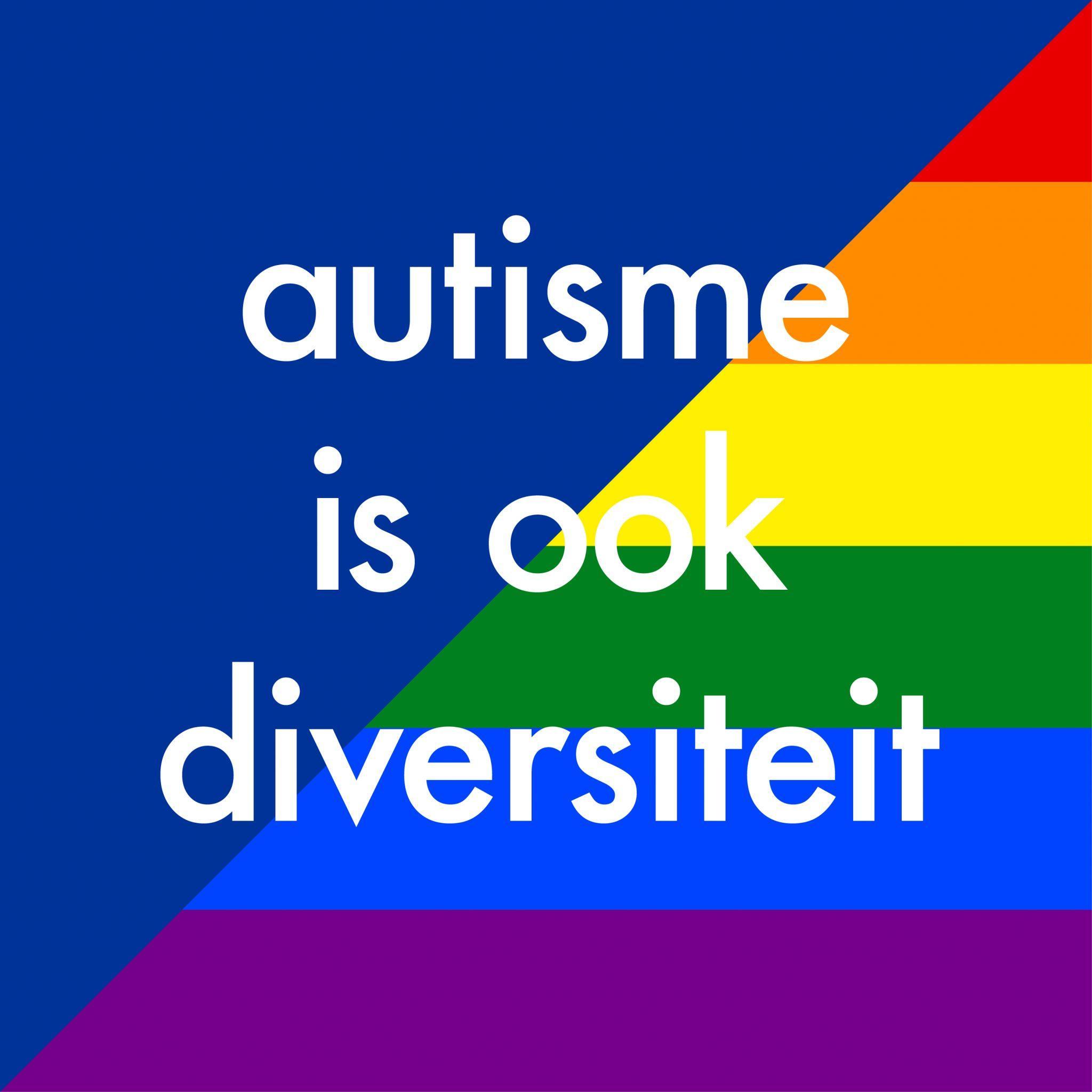 Autisme is ook diversiteit