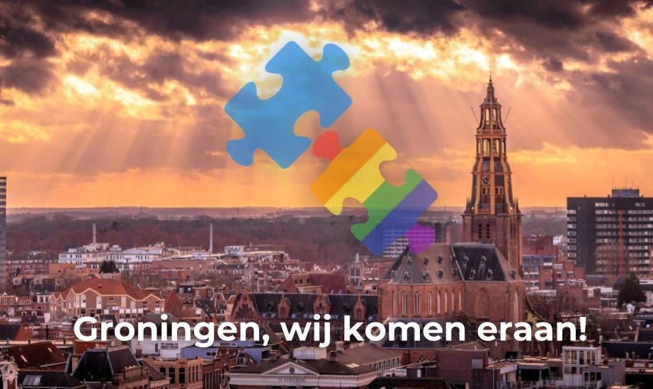 AutiRoze Groningen komt er aan!