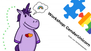 Workshop genderunicorn autiroze