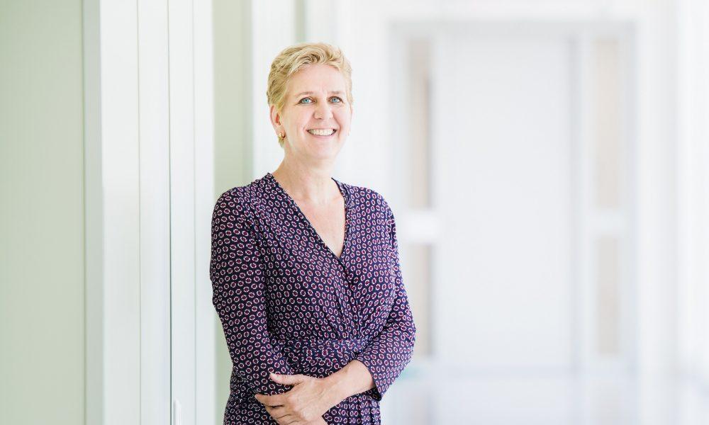 Saskia Sliepenbeek (56), gastvrijwilligster, over de meedenktank