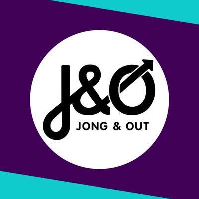 Jong&Out Logo J&O